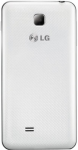 LG Optimus F5 сзади