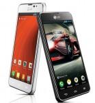LG Optimus F5 черный