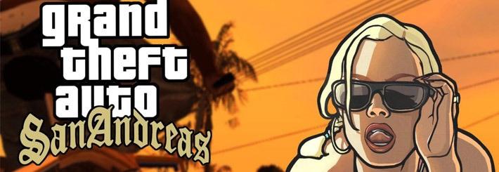 GTA:San Andreas для андроид