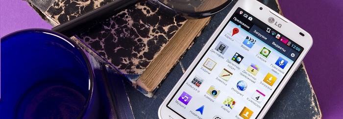 Защитная пленка для LG Optimus L7 II Dual
