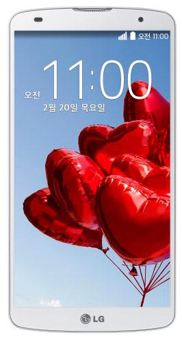 Пресс фото LG G Pro 2