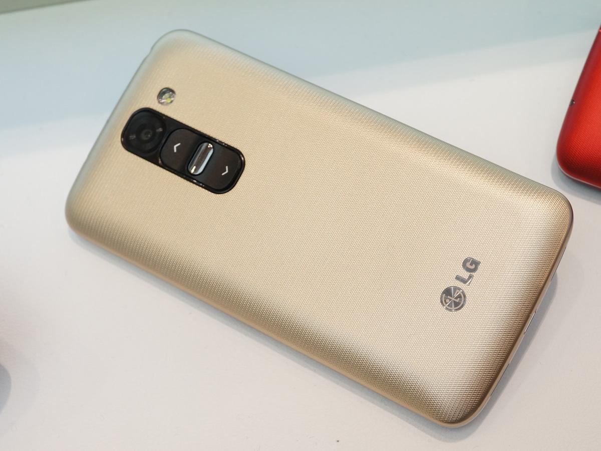 Золотой LG G2 Mini