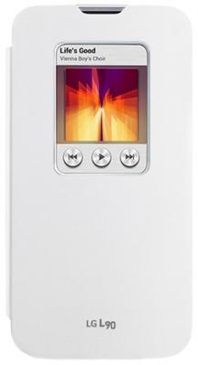 Оригинальный белый чехол для LG L90