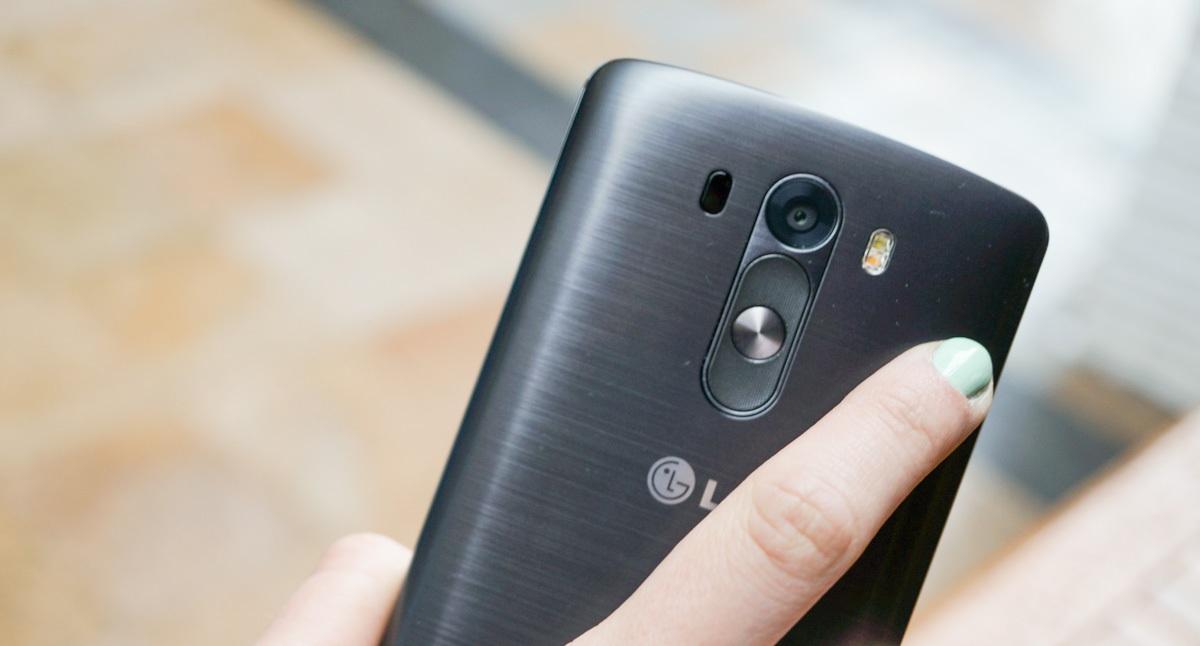 Тестирование камеры LG G3