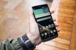 В руках LG G3