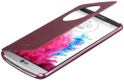 quick circle розовый для LG G3