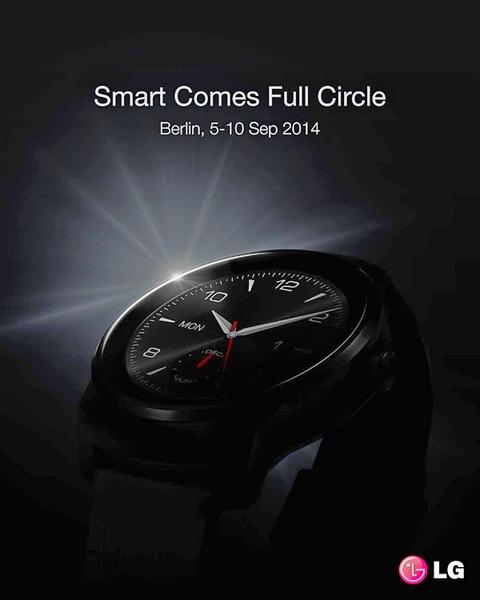 Промо LG G Watch R