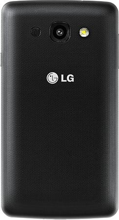 lg l60 черный задняя крышка