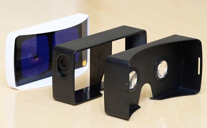 Составные части LG VR