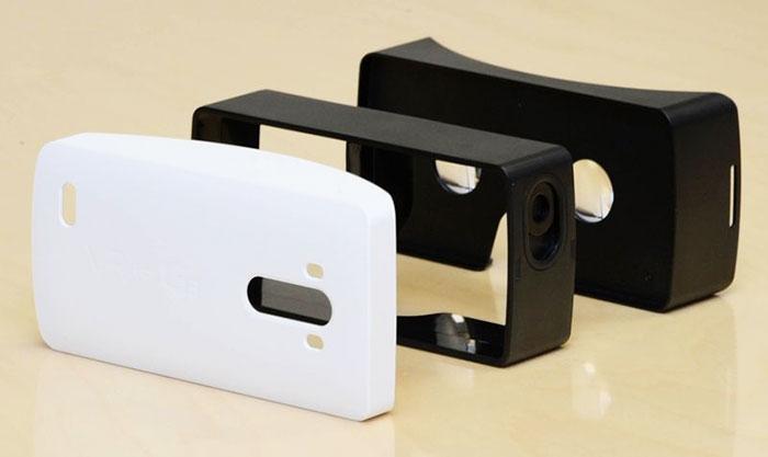 Шлем виртуальной реальности LG